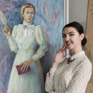Мастер по тату хной Кристина Мироненко  Одесса