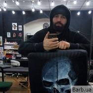 Тату мастер Дмитрий Шевченко Днепр