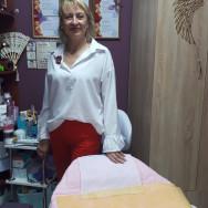 Косметолог Оксана Сафронова  Сумы
