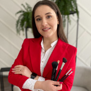 Визажист Татьяна Беркуца Киев