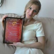 Мастер перманентного макияжа Алеся Джига  Винница