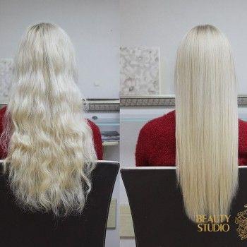 Кератиновое выпрямление волос салоны в москве цены