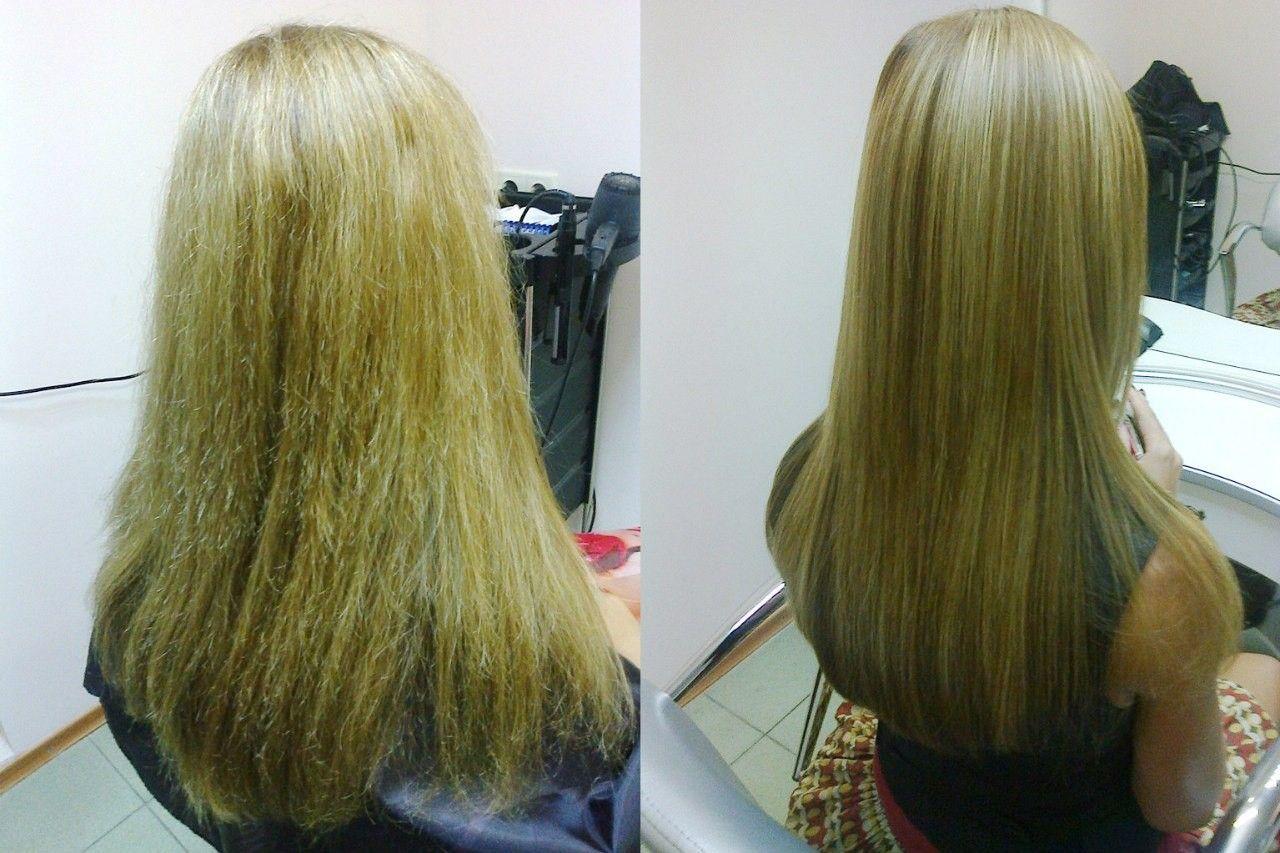 как любые биоламинирование волос до и после фото восстановить удаленные