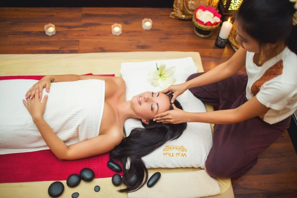 wai thai massage lackkläder
