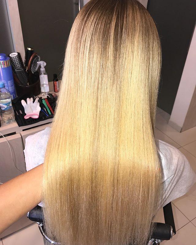 Кривой член выпрямление волос