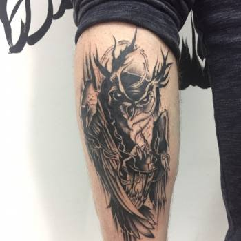 VeAn Tattoo Black, Одеса Фото - 18