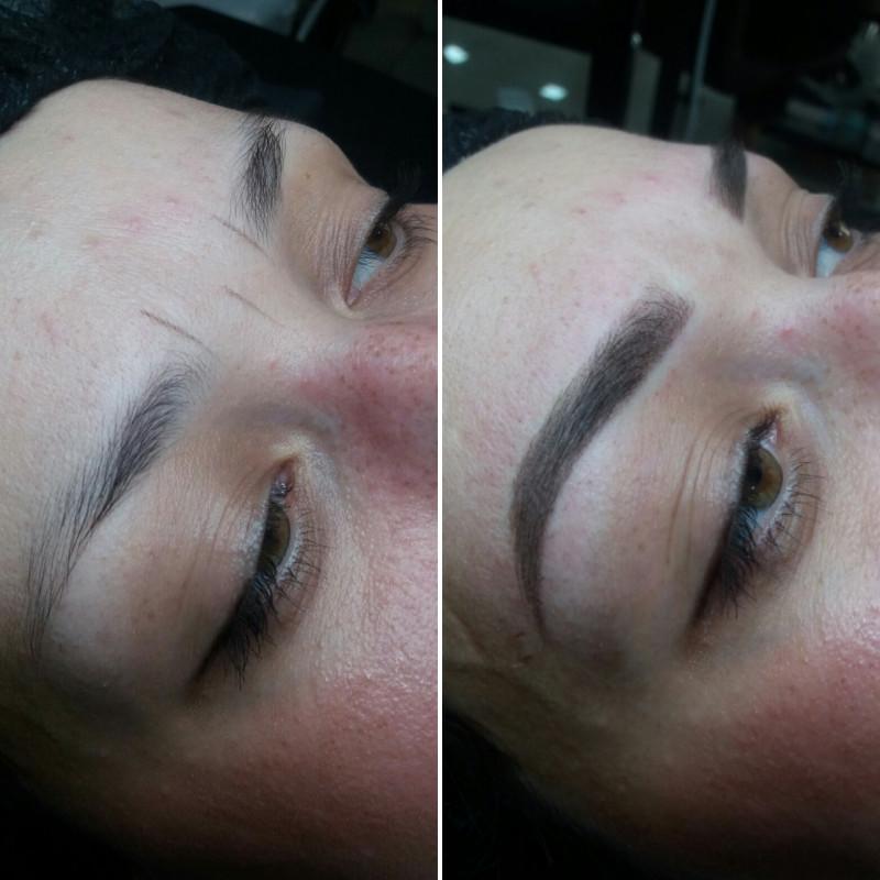 Цены на перманентный макияж(татуаж)