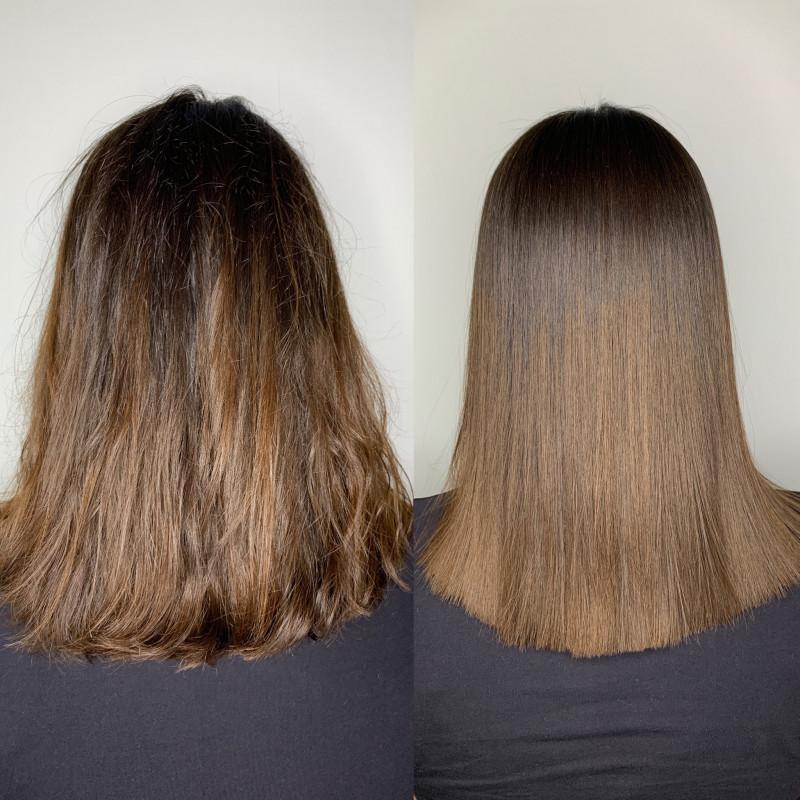 узнать, что что такое кератиновое восстановление волос фото рынке