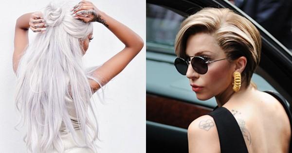Рельефное окрашивание волос для блондинок и брюнеток
