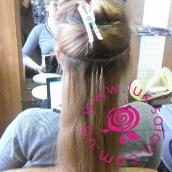 Наращивание волос hair talk отзывы